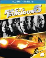 Fast & Furious 6: With Movie Reward [Includes Digital Copy] [UltraViolet] [Blu-ray] [2 Discs] - Justin Lin