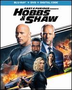 Fast & Furious Presents: Hobbs & Shaw [Includes Digital Copy] [Blu-ray/DVD] - David Leitch