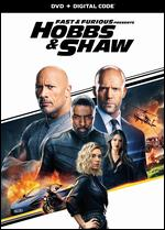 Fast & Furious Presents: Hobbs & Shaw [Includes Digital Copy] - David Leitch