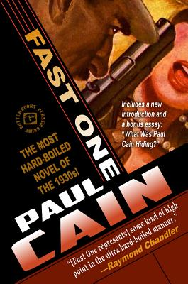 Fast One - Cain, Paul, pse