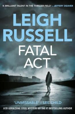 Fatal Act - Russell, Leigh
