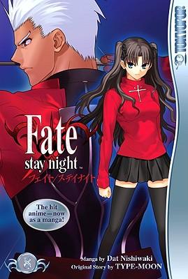 Fate/Stay Night, Volume 8 - Type-Moon, and Nishiwaki, Dat