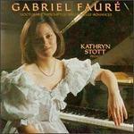Fauré: Nocturnes; Impromptus; Barcarolles; Romances