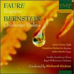 Fauré: Requiem; Bernstein: Chichester Psalms