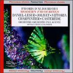 Favoris d' aujourdi'hui: Daniel-Lesu; Jolivet; Vittoria...