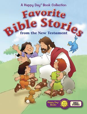 Favorite Bible Stories from the New Testament - Standard Publishing (Creator)