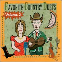 Favorite Country Duets, Vol. 2 [Warner Brothers] - Various Artists