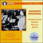 Favourite Overtures