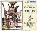 Felice Giardini: Complete Trios