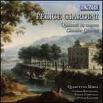 Felice Giardini: Quartetti da camera (Chamber Quartets)