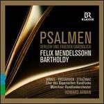 Felix Mendelssohn Bartholdy: Psalmen Verleih uns Frieden Gnädiglich