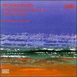 Felix Mendelssohn: Songs Without Words, Vol. 1