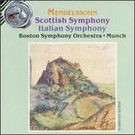 Felix Mendelssohn: Symphony No. 3 In A Minor, Op. 56/Symphony No. 4 In A Major, Op. 90
