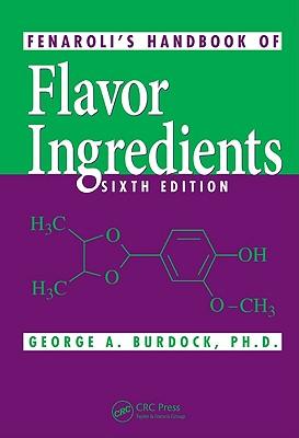 Fenaroli's Handbook of Flavor Ingredients - Burdock, George A