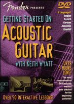 Fender: Getting Started on Acoustic Guitar