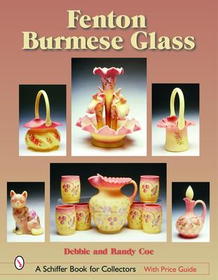 Fenton Burmese Glass - Coe, Debbie