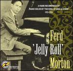 """Ferd """"Jelly Roll"""" Morton"""