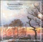 Ferdinand Ries: Symphonies 3 & 5