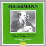 Feuermann: The English Columblas, Vol. 1