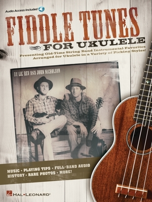 Fiddle Tunes for Ukulele - Lil' Rev, and Nicholson, John, Dr.