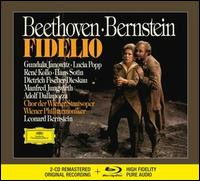 Fidelio [2CD/Blu-Ray Audio] - Adolf Dallapozza (vocals); Dietrich Fischer-Dieskau (vocals); Gundula Janowitz (vocals); Hans Sotin (vocals);...
