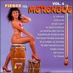 Fiebre del Merengue, Vol. 4