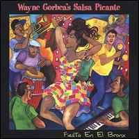 Fiesta en el Bronx - Wayne Gorbea
