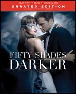 Fifty Shades Darker [Includes Digital Copy] [Blu-ray/DVD] - James Foley
