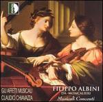 Filippo Albini da Moncalieri: Musicali Concenti