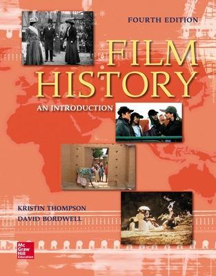 Film History: An Introduction - Thompson, Kristin, and Bordwell, David