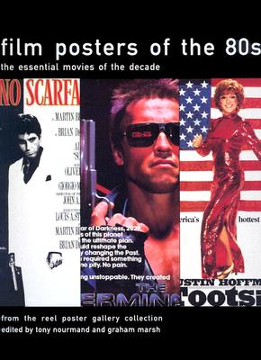 Film Posters of the 80's - Nourmand, Tony, and Marsh, Graham