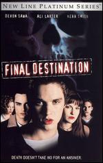 Final Destination - James Wong