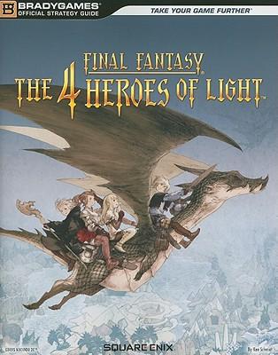 Final Fantasy: The 4 Heroes of Light - Schmidt, Ken