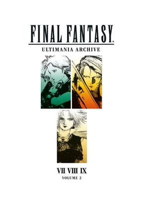 Final Fantasy Ultimania Archive Volume 2 - Square Enix