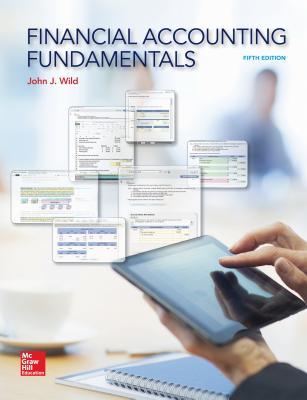 Financial Accounting Fundamentals - Wild, John
