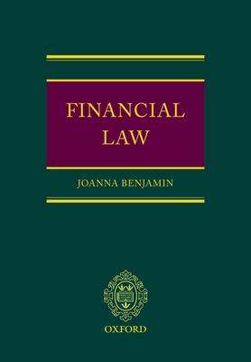 Financial Law - Benjamin, Joanna