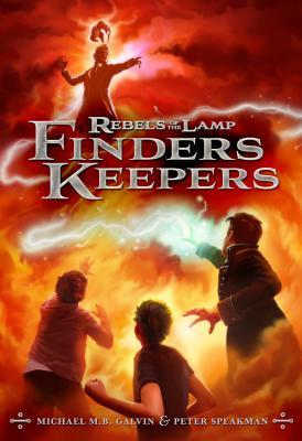 Finders Keepers 02 Rebels of the Lamp - Speakman, Peter