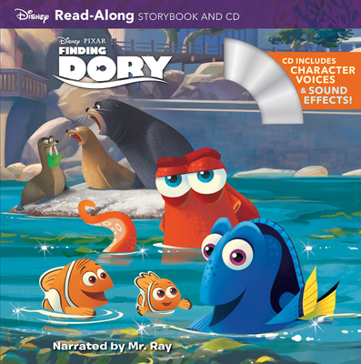 Finding Dory - Disney Storybook Art Team (Illustrator)