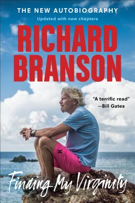 Finding My Virginity: The New Autobiography - Branson, Richard, Sir