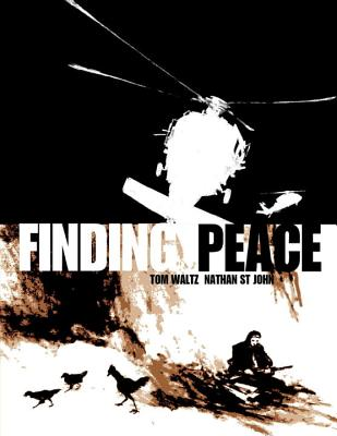 Finding Peace - Waltz, Tom