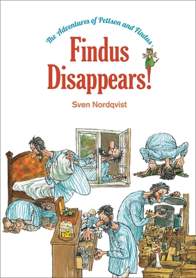 Findus Disappears! - Nordqvist, Sven