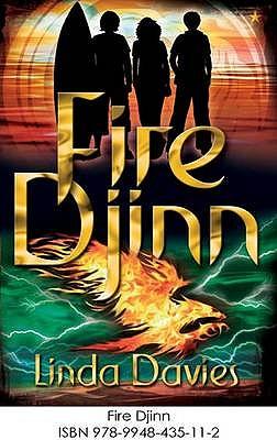 Fire Djinn - Davies, Linda