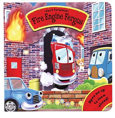 Fire Engine Fergus - Rivers-Moore, Debbie, and McPhillips, Robert (Illustrator)