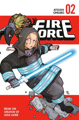 Fire Force 2 - Ohkubo, Atsushi