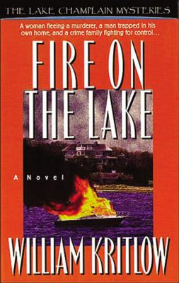 Fire on the Lake - Kritlow, William