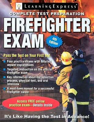 Firefighter Exam - Learning Express LLC (Creator)