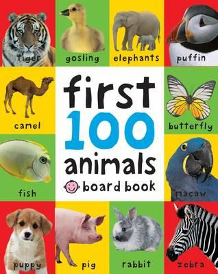 First 100 Animals. - Priddy, Roger