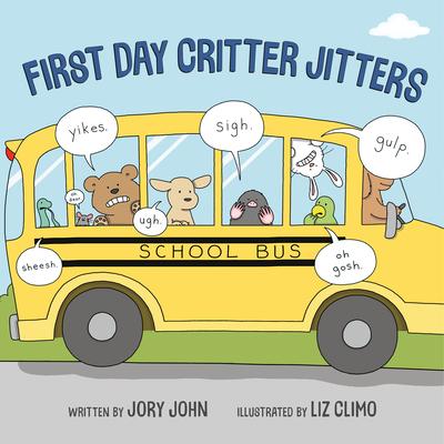 First Day Critter Jitters - John, Jory