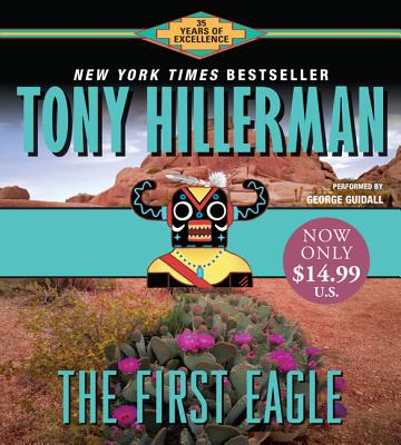 First Eagle CD Low Price - Hillerman, Tony, and Guidall, George (Read by)