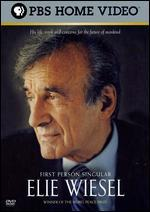 First Person Singular: Elie Wiesel
